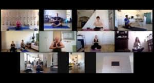 Live Yoga Classes